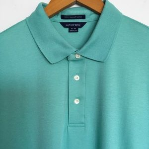 NWOT Land's End polo 42-44